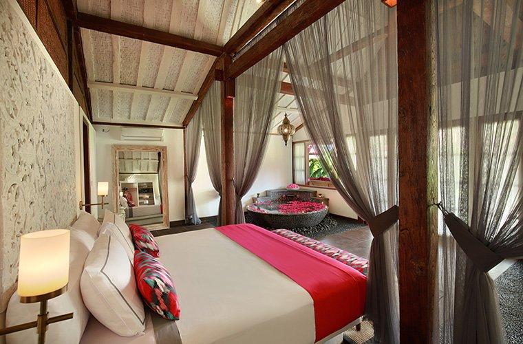 PinkCoco Gili Air - Limas Romantis Villas