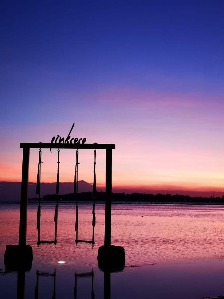 PinkCoco Gili Air - Sunset
