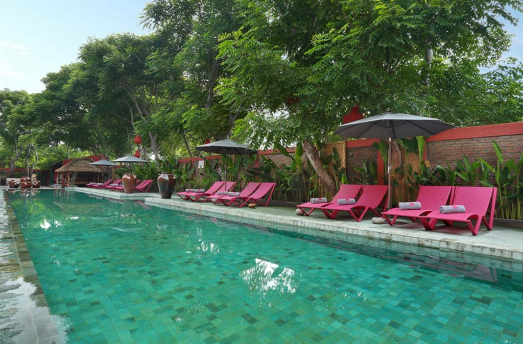 PinkCoco Gili Trawangan - Swimming Pool