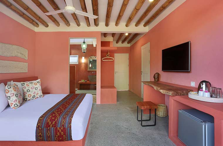 PinkCoco Gili Trawangan - Air Rooms
