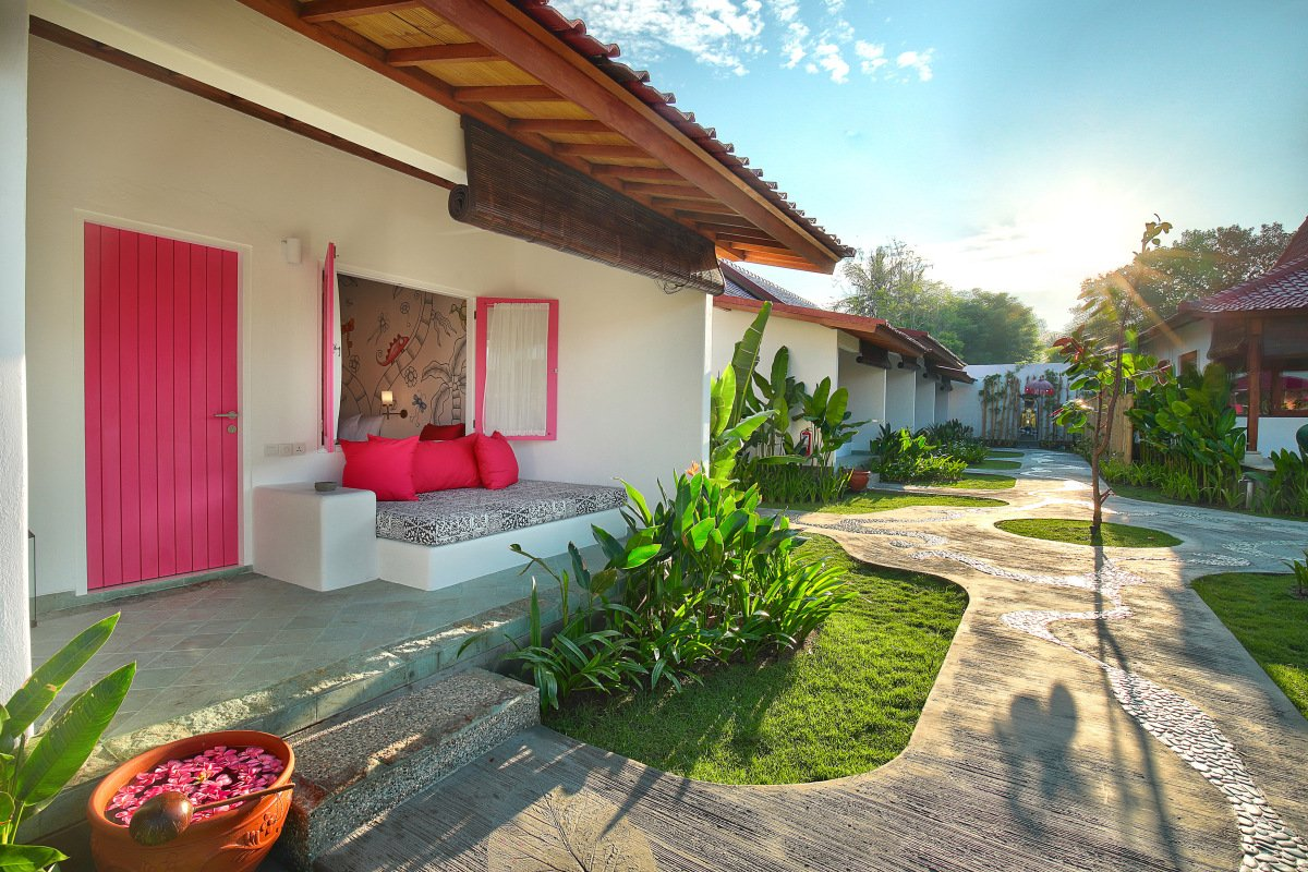 PinkCoco Gili Air - Grande Rooms