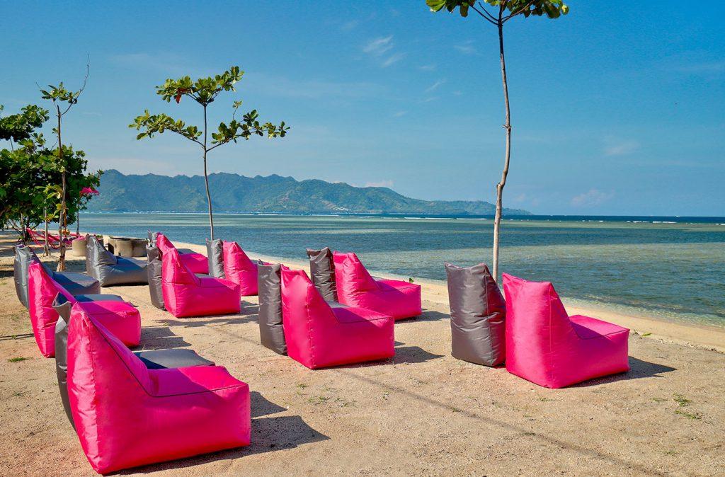 PinkCoco Gili Air - Beach