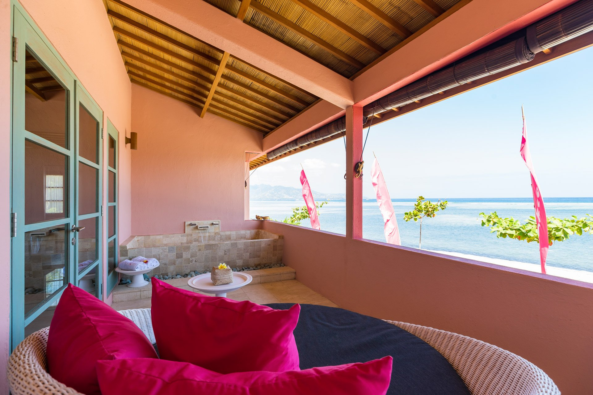PinkCoco Gili Air - Suite del Mar