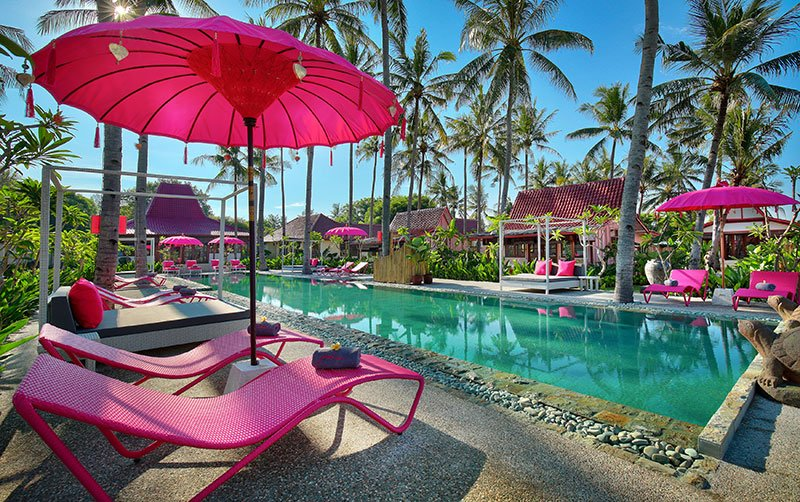 PinkCoco Gili Air - Swimming Pool