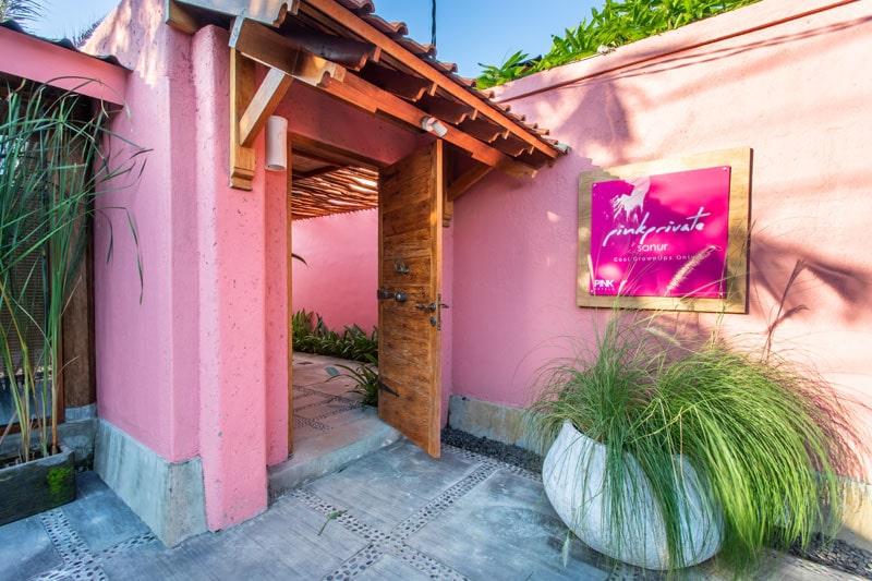 PinkPrivate Sanur - Public Area