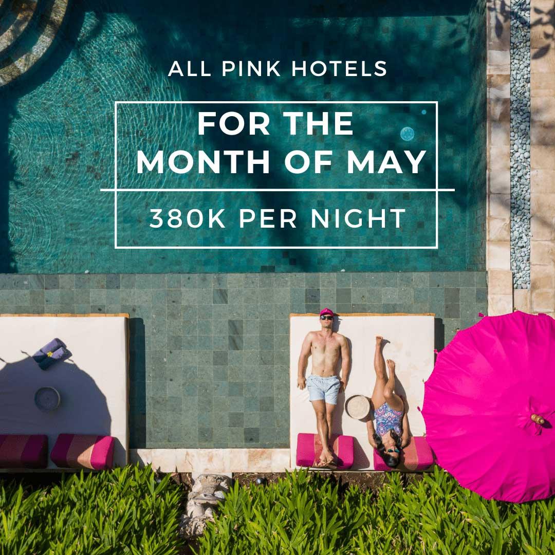 Pink Hotels May Promo 2021